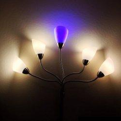 interesująca lampa