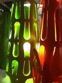 Kolorowe oświetlenie