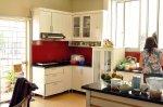 ładnie urządzona kuchnia