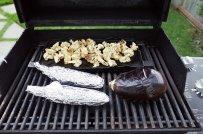 grill, jedzenie z grilla