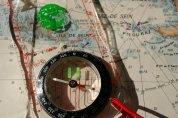 kopas, busola, północ, kierunki geograficzne, mapa