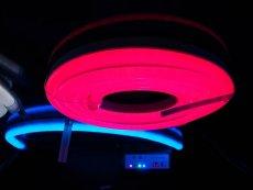 Kolorowe światła LED