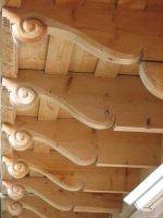 Tradycyjne domy z bali drewnianych